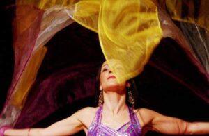 Silvia Layla - Danza con il velo